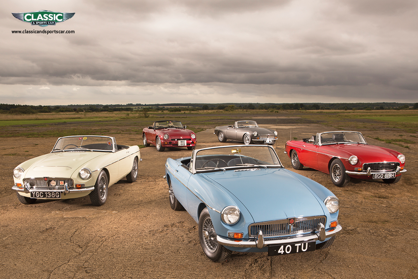 Click Here To Download The Mgb Wallpaper