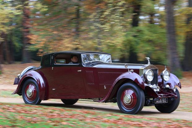 London Motor Cars >> Rolls-Royce icons to be showcased at the NEC | Classic ...