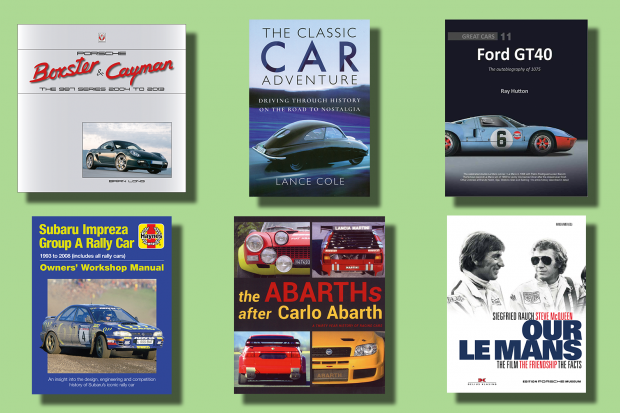 Book marques: The best new classic car books