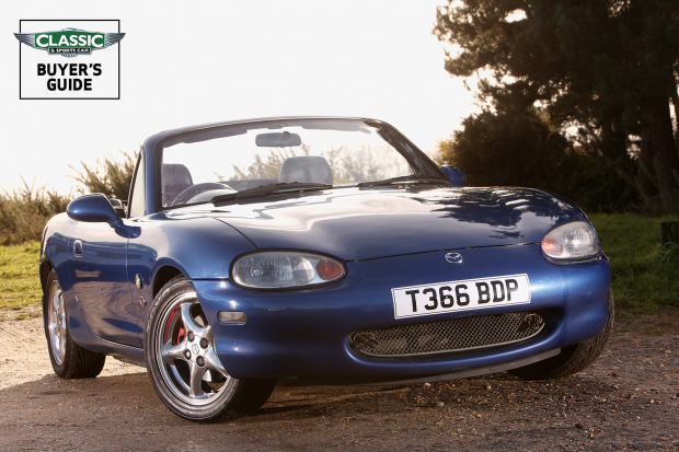 Buyer S Guide Mazda Mx 5 Mk2 Classic Amp Sports Car