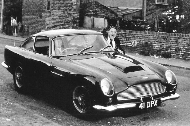 Peter Sellers' Aston up for grabs | Classic & Sports Car
