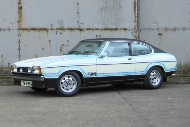 Unique Capri leads Brightwells auction at C&SC Show