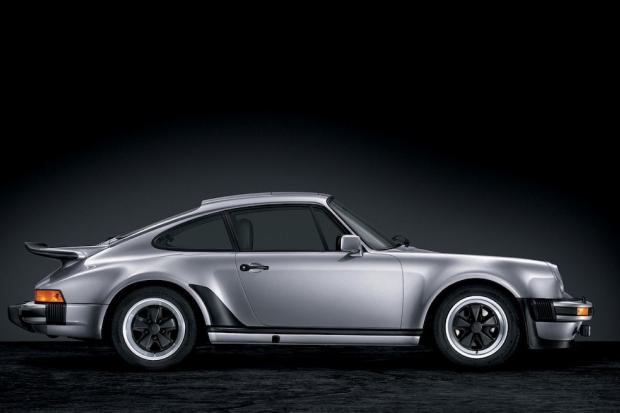 Let's put the '80s behind us and forgive the Porsche 911 Turbo