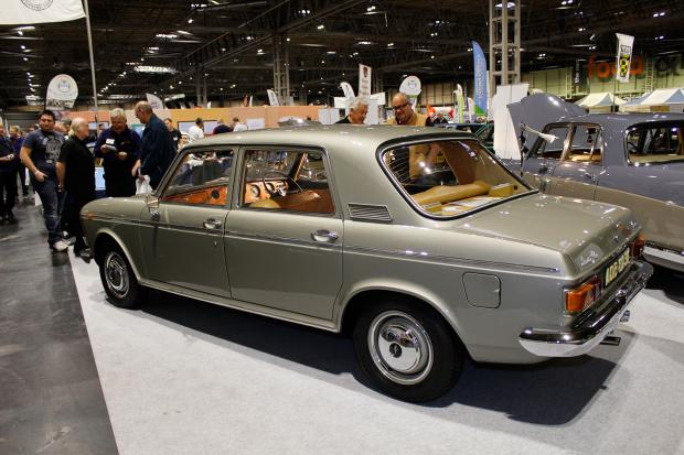 classic sports car club awards winners revealed. Black Bedroom Furniture Sets. Home Design Ideas