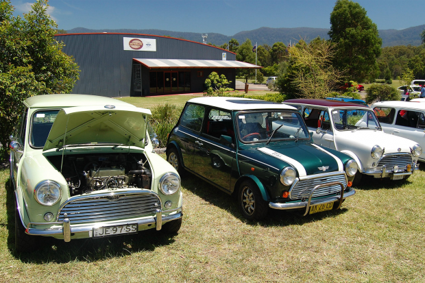 Classic Cars For Sale In Canberra