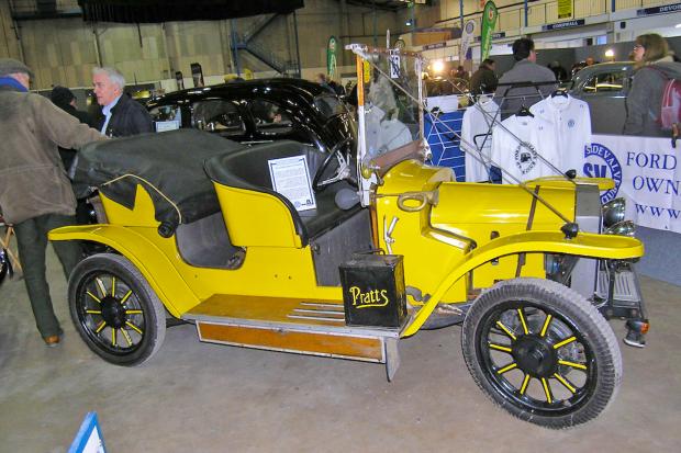 Classic Car Restoration Show Shepton Mallet