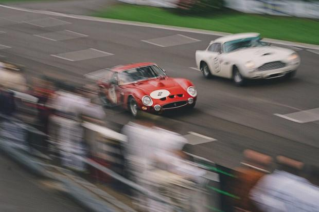 Goodwood Revival 2018 timetable revealed – Classic & Sports Car