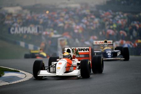 Donington To Remember Legendary 1993 European GP