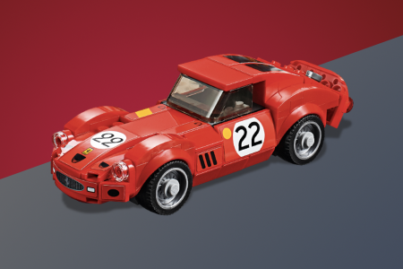 8 Of Our Favourite Lego Classic Car Kits