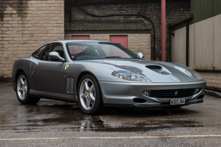 World Speed Record Ferrari up for auction
