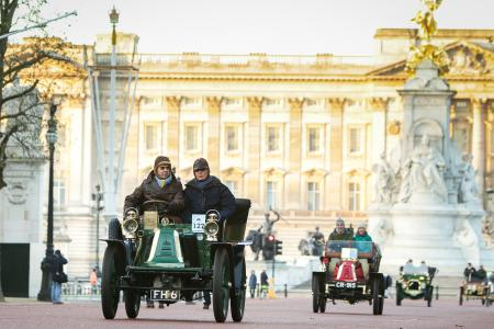 New route for 2018 London to Brighton – Classic & Sports Car