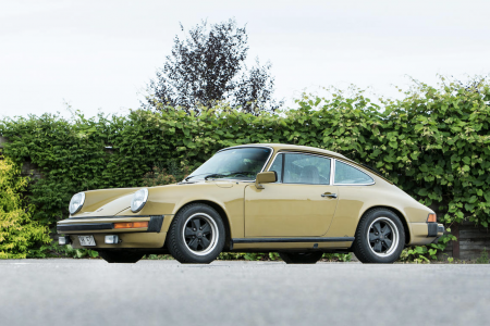 Saga's Porsche 911S from The Bridge set for charity auction
