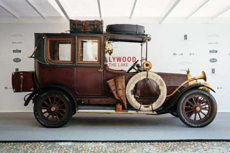 Classic & Sports Car –  105-year-old car wins FIVA prize at Villa d'Este