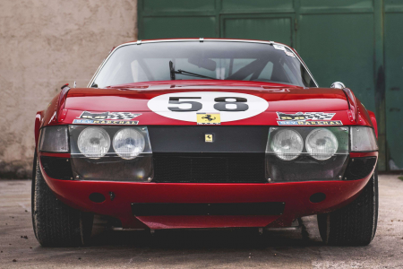 This Le Mans Ferrari Daytona Could Be Yours Foru2026 £5.5m