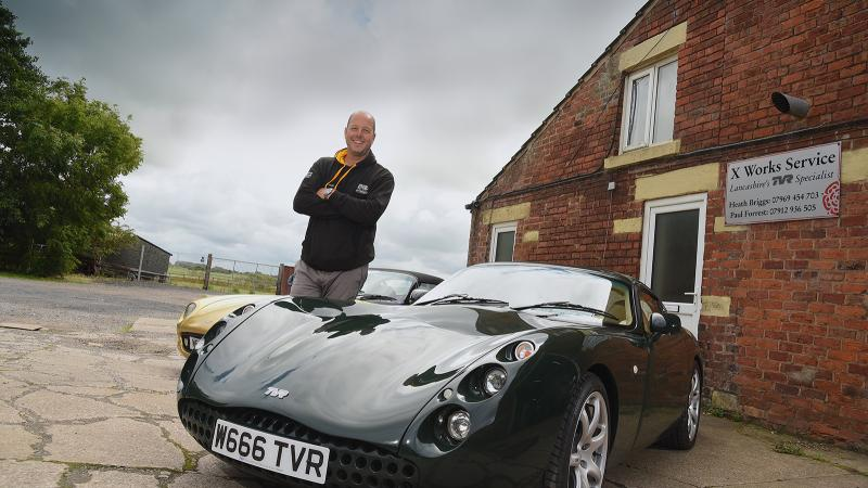 TVR: how the legend was born | Clic & Sports Car