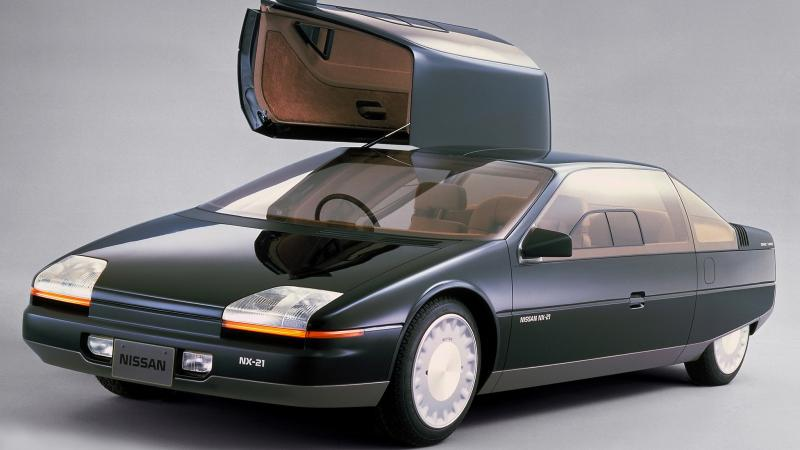 20 classic concept cars we wish had been real