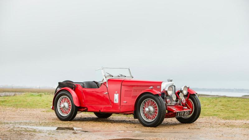 15 of the best British classics on sale at Bonhams' Paris auction
