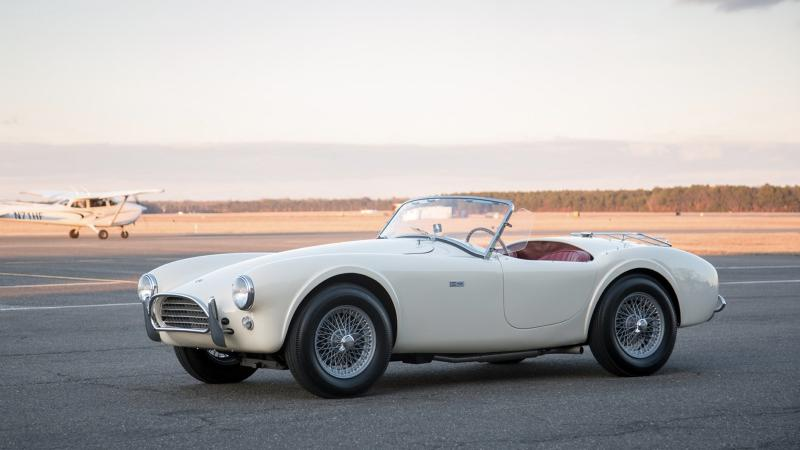 '90s barn-find Cobra set to fetch $1m at RM Sotheby's Amelia Island auction