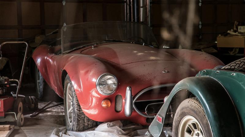 Barn-find Shelby 427 Cobra set to fetch $1m at Amelia Island