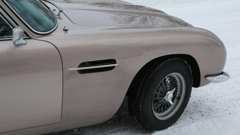 1968 DB6 Volante heads to auction in Paris