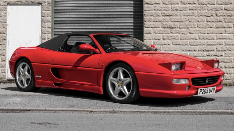 12 bargain drop-top Ferraris you can buy this weekend
