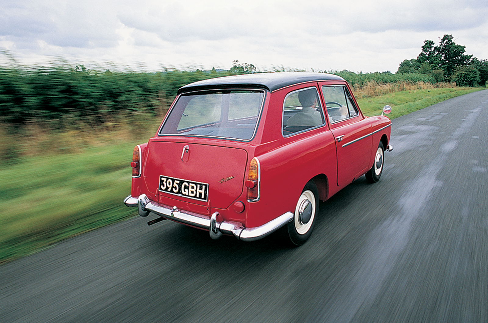 Starter classics: the best first classic car to buy