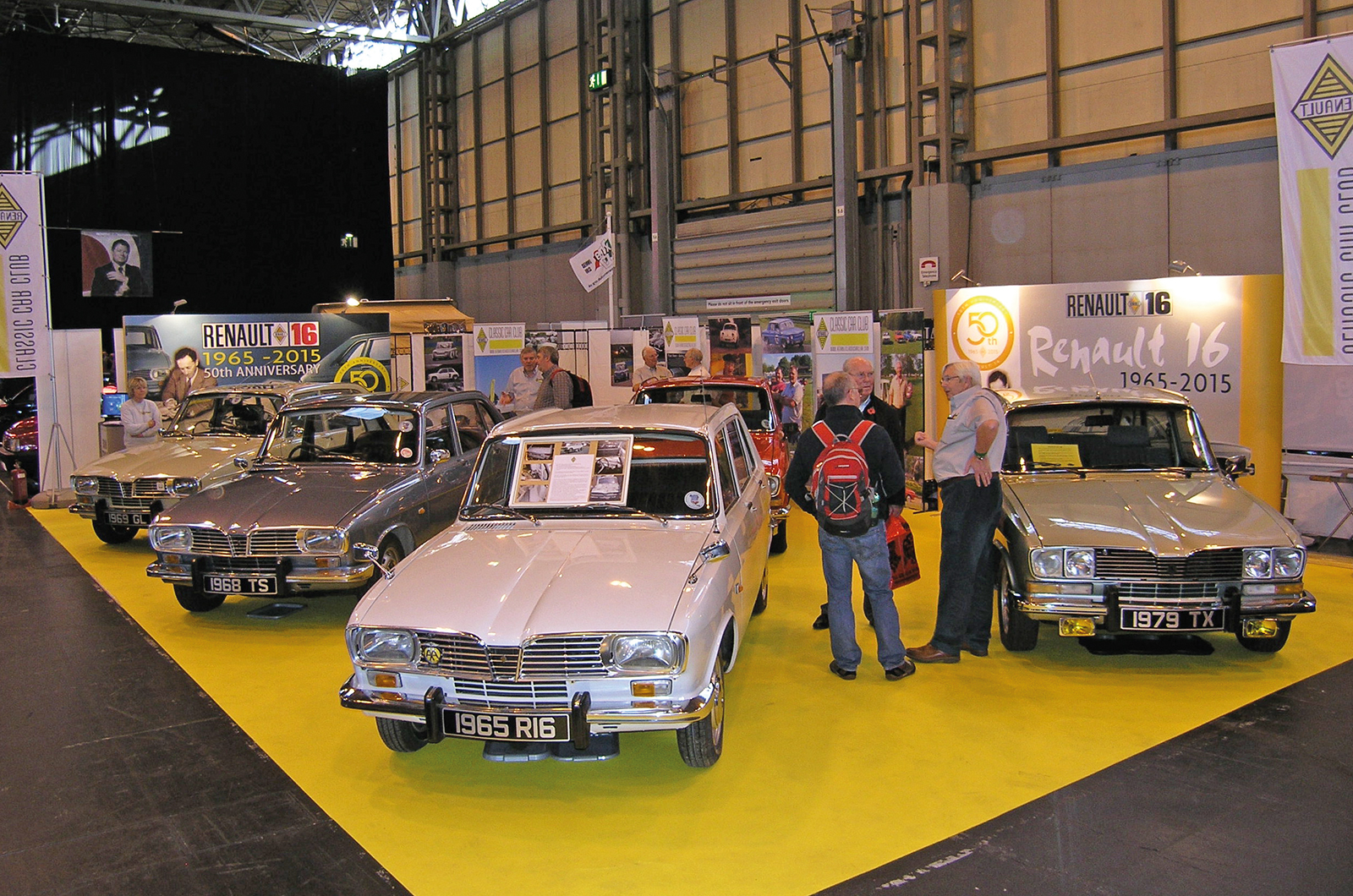 Classic & Sports Car – things to see at the NEC Classic Motor Show – 1.JPG