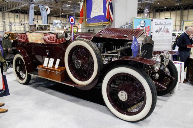 Classic Sports Car Club Awards Winners Revealed Classic Sports Car - Classic car club