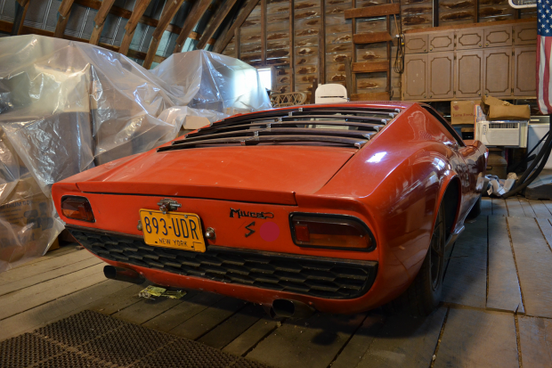 Promoted Your Chance To Own A Barn Find Legend Classic Sports Car