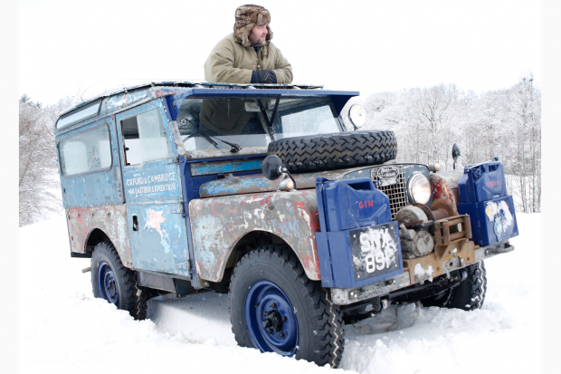 Legendary Expedition Land Rover To Go On Show Classic
