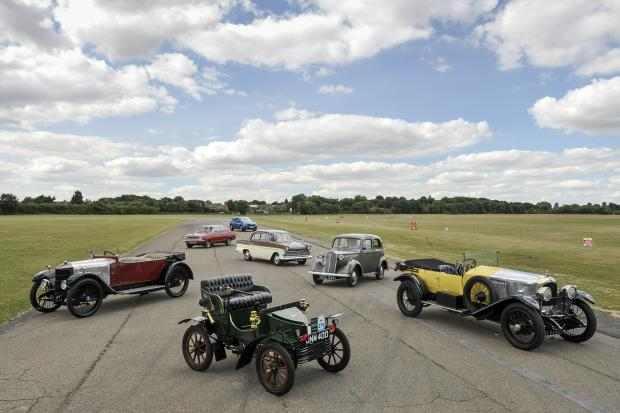 Classic & Sports Car – Get behind the scenes at Vauxhall Heritage
