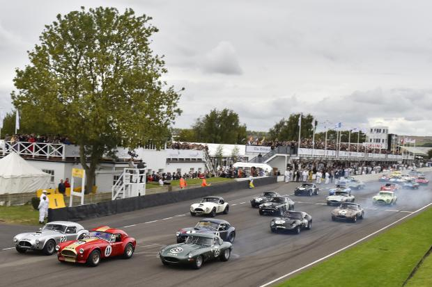Goodwood Revival 2018 Timetable Revealed Clic Sports Car
