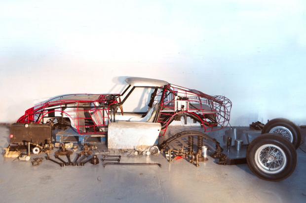 Classic U0026 Sports Car U2013 Want To Build Your Own Ferrari ...