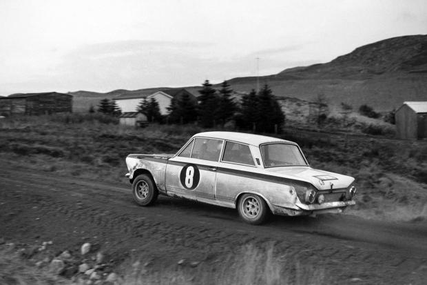 Classic & Sports Car – Jim Clark and the 1966 RAC Rally