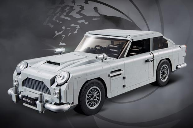 Build Your Own Bond DB Classic Sports Car - Build your own aston martin