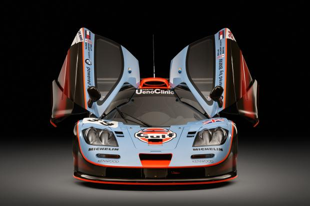 Classic & Sports Car – Certification service launched for McLaren F1s
