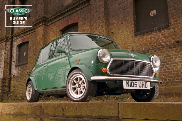 Buyers Guide Rover Mini Classic Sports Car - Classic car guide