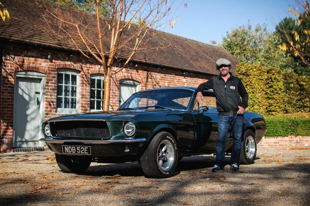 Buy Jay Kay's Bullitt Mustang | Classic & Sports Car