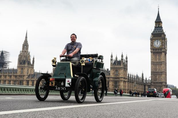 Classic & Sports Car – Renault's 120th and second-oldest Vauxhall on London to Brighton Run –