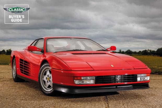 Buyer\u0027s guide Ferrari Testarossa
