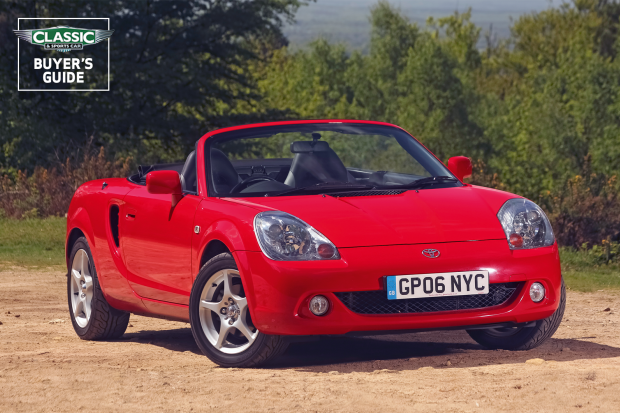 Buyer S Guide Toyota Mr2 Roadster Mk3 W30 Classic Sports Car