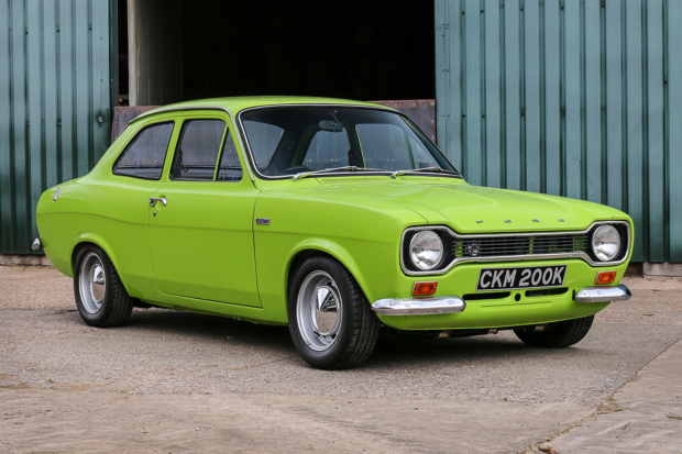 Ford And Ford Auction >> Ford Escort And Sierra Break Records At Silverstone Auctions