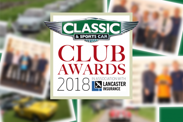 Classic & Sports Car – C&SC Club Awards: why winning matters