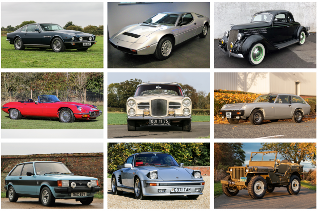 Our 15 Favourite Cars At The Nec Classic Motor Show Sale Classic