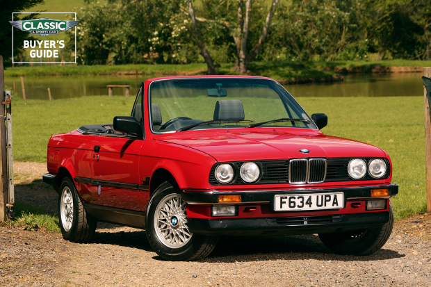 Classic And Sports Car Bmw E Buyers Guide Lead on Bmw E36 Convertible Top