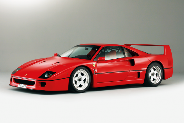 Extreme Machine The Inside Story Of The Ferrari F40 Classic Sports Car