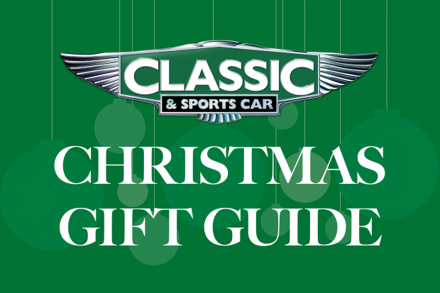 Christmas gift ideas for classic car enthusiasts 2019