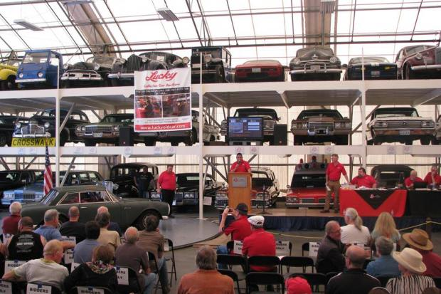 Local Car Auctions >> Lucky Collector Car Auctions Spring Classic Classic