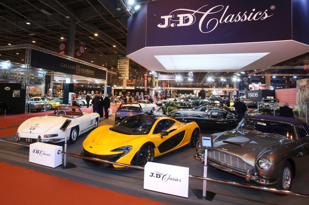 Classic & Sports Car – Rétromobile 2019