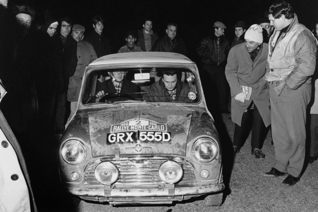 Classic & Sports Car – Motorsport memories: the Monte Carlo Rally's darkest hour